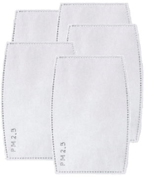 Replacement Filter N95 Reusable Mask