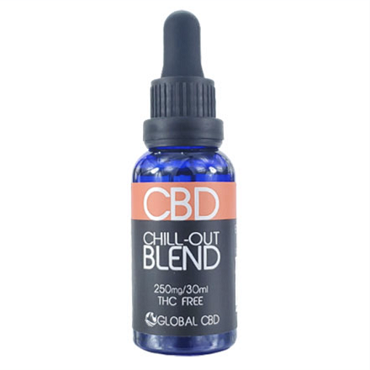 Chill-Out CBD DROPS - 250 MG