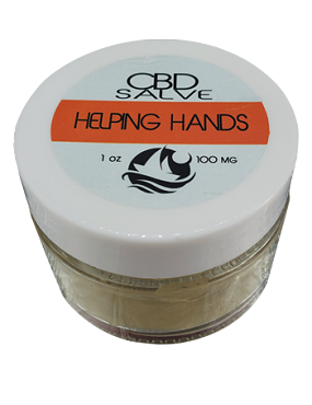 Helping Hands and Joint Relief 100 MG CBD