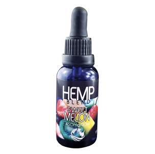 SWEET MELON Hemp DROPS - 450 MG CBD