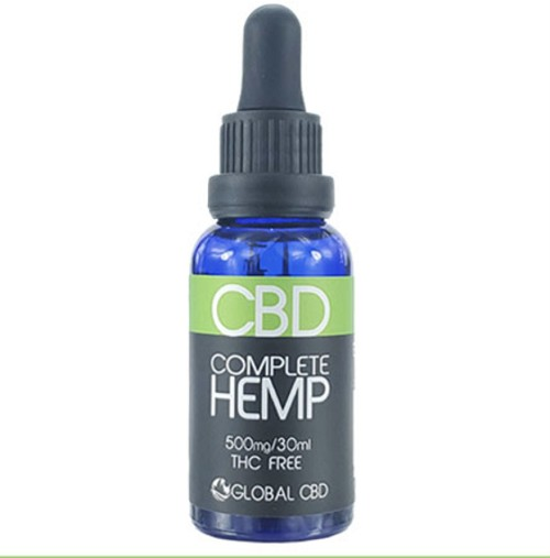 Complete Hemp Multi Spectrum Hemp Cannabinoid Blend High CBD Content Zero THC